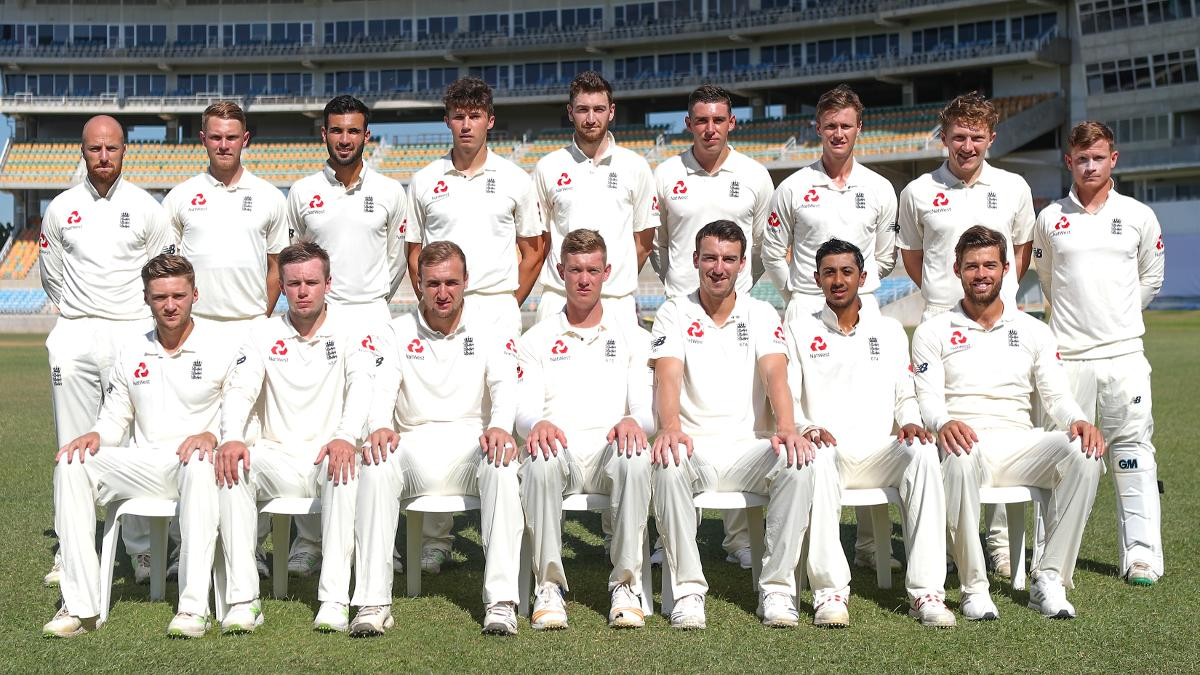 England Lions in Jamaica