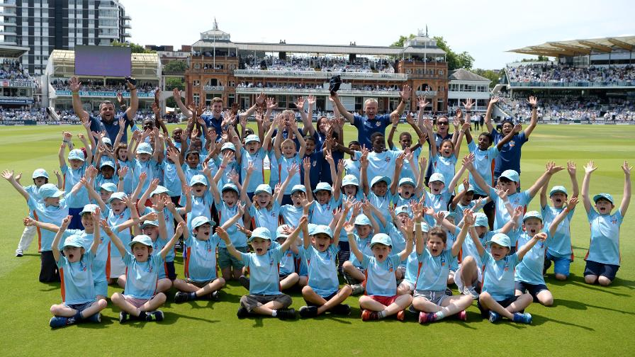 Sign your child up for All Stars Cricket