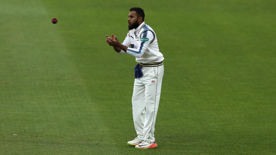 Rashid explains Yorkshire contract decision
