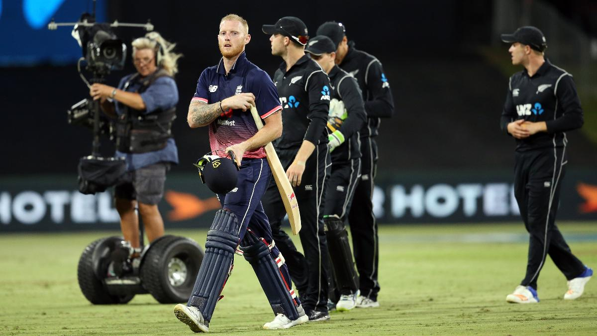 England levelled the series ahead of the third ODI in Wellington