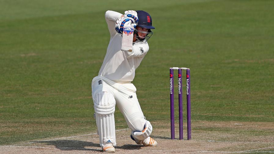 Sam Curran smashes hundred for England Lions