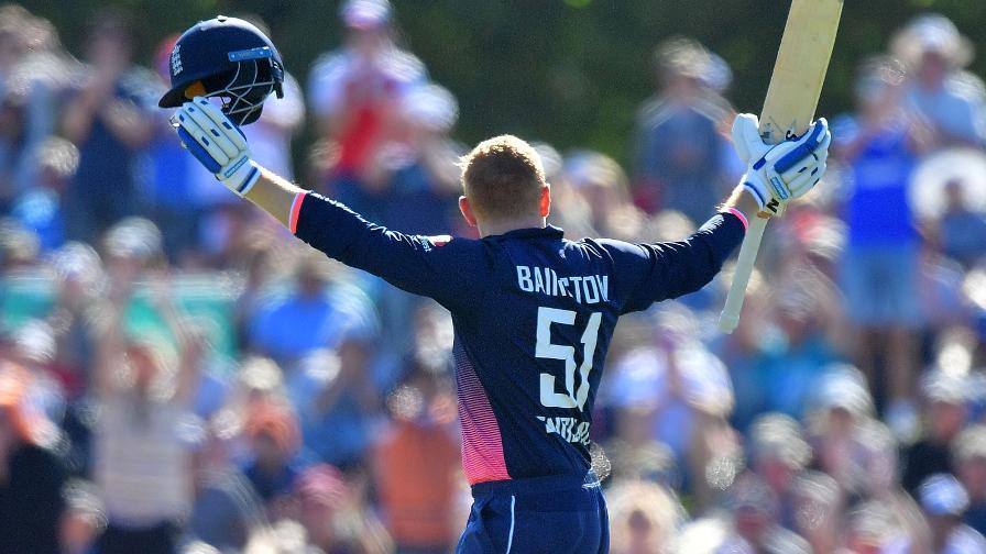 Who has scored England's fastest ODI hundreds?