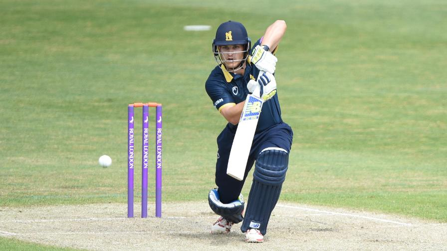 England Lions close one-day series with win in Antigua