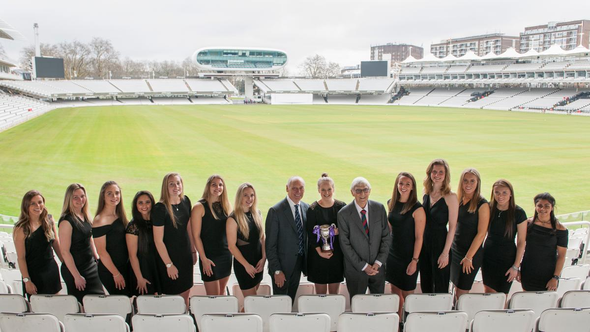 Lancashire with the Royal London Women's One-Day Cup