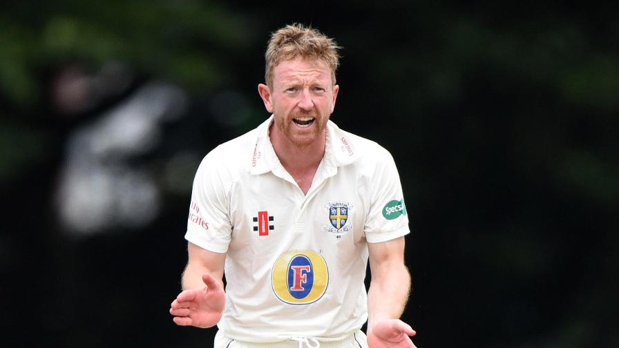 Colly calls time on stellar career