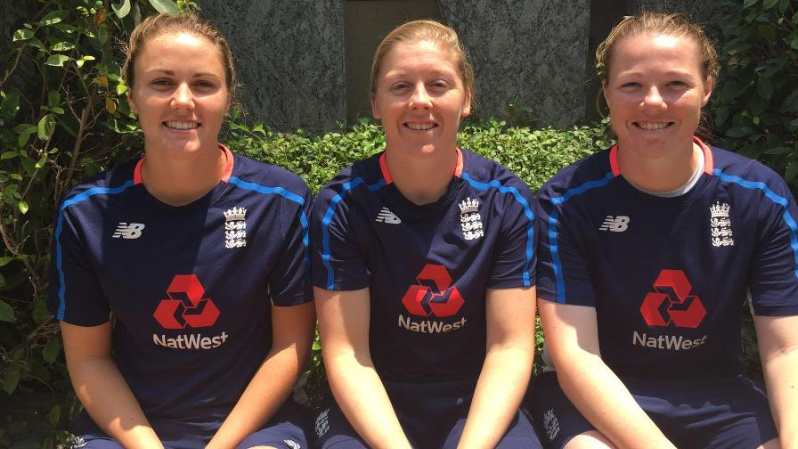 Knight, Shrubsole and Sciver named Wisden Cricketers of the Year