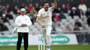 Watch 12 wickets fall for 25 runs at Emirates Old Trafford