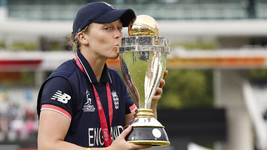 England Women shortlisted for #BeAGameChanger awards