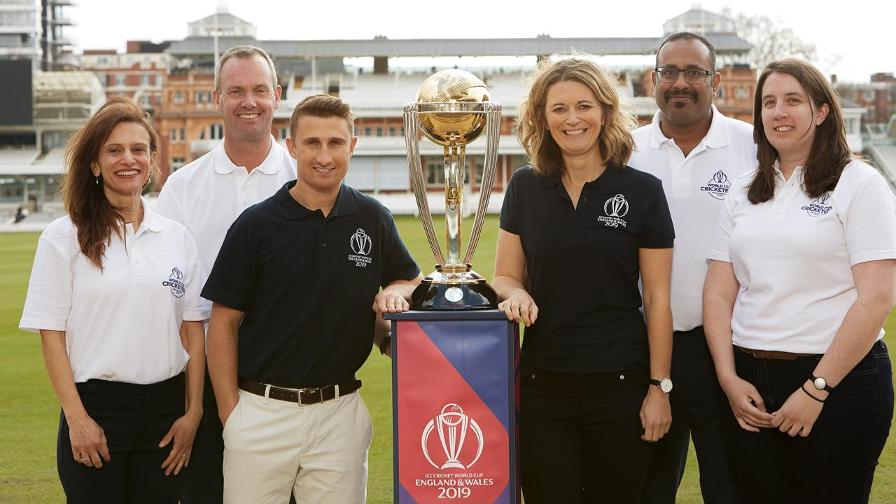 Record number of volunteers needed for Cricket World Cup