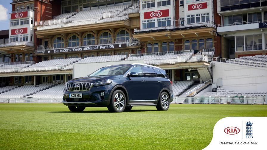 Kia becomes Official Car Partner of ECB