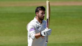 Vince double century leads Hants to Somerset draw