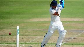 Dogged Bracey ton ensures spoils shared at Lord's