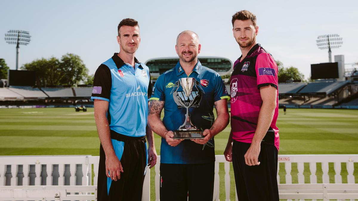 Will Jack Shantry, Darren Stevens or Richard Gleeson get their hands on the Royal London One-Day Cup?