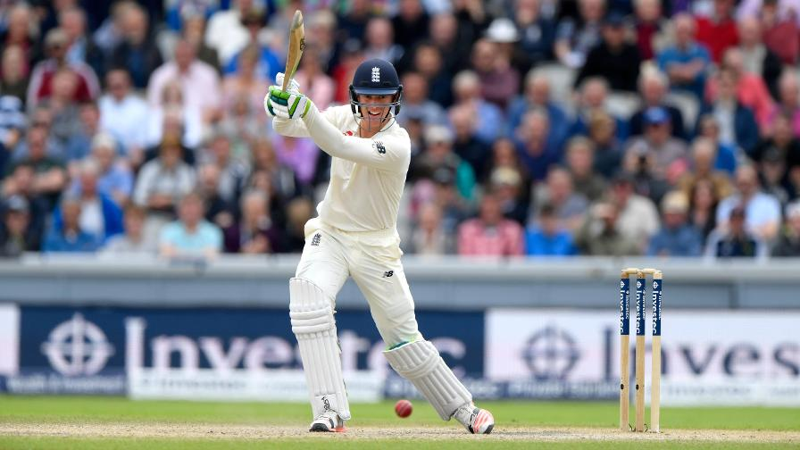 Keaton Jennings replaces Mark Stoneman in second Test squad