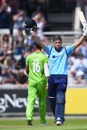 207 David Willey Smashes 131 In The Royal London One Day Cup 13 July 2018
