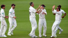 Clarke heroics force Hants to follow on