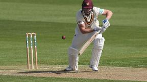 Wakely drives Northants forward