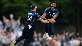 Highlights - Scotland win thriller to beat England for the first time