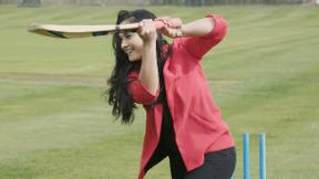How is this pioneering coach inspiring the next generation of women cricketers?