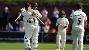 Somerset top Division One with win