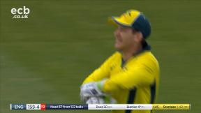 Paine dropped catch