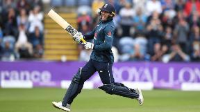 Watch Jason Roy's brilliant century against Australia