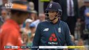 Moeen Ali run out (Paine)