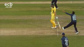 Stanlake out stumped Buttler bowled Rashid