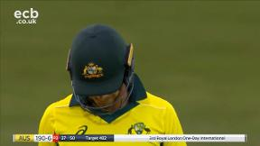Paine out caught Hales bowled Rashid