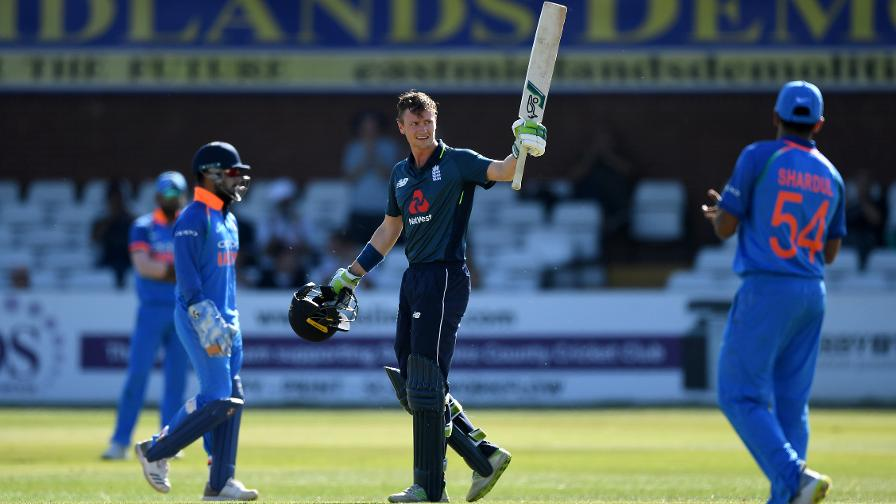 England Lions make winning start against India