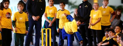 Cricket coaching courses