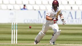 Northamptonshire put themselves in pole position
