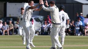 Kent top Division Two with win