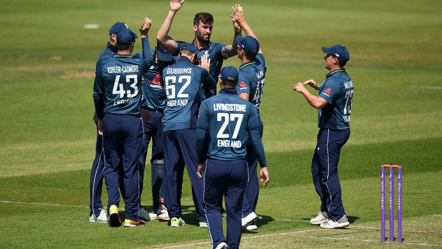 England Lions cruise to nine-wicket triumph