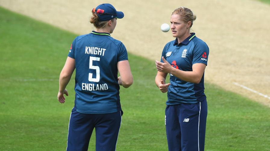 England confirm squad for New Zealand ODIs