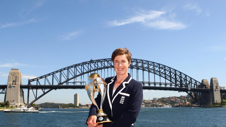 Claire Taylor inducted into ICC Cricket Hall of Fame