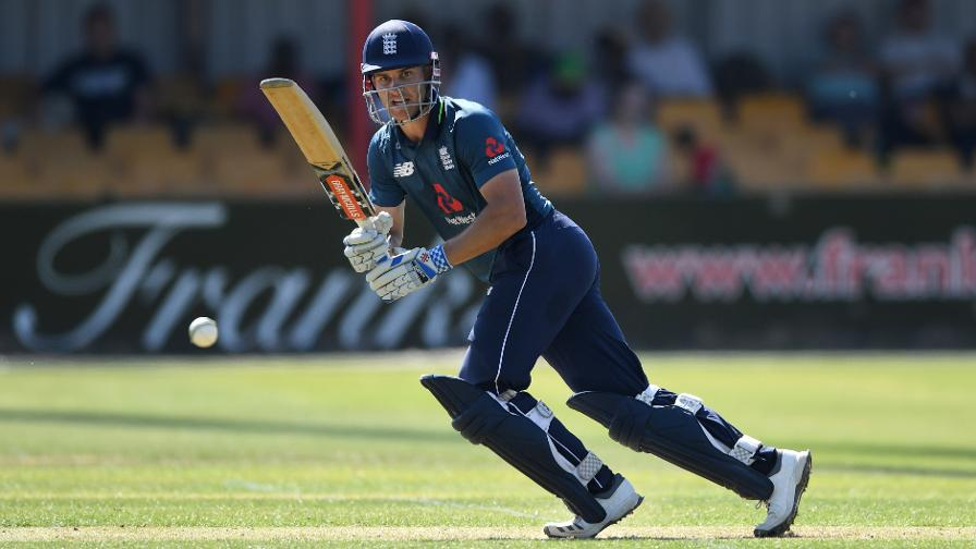 Hain hundred not enough in Tri-Series Final
