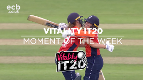 The Vitality IT20 Moment of the Week