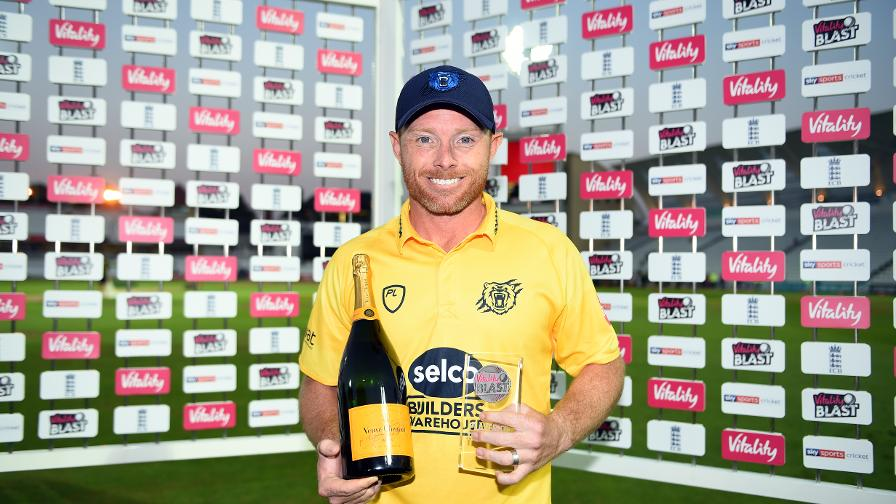 Vitality Blast: Bell brilliance boosts Bears
