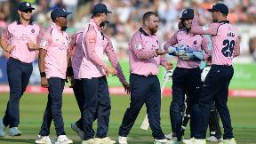 Highlights | Middlesex win the London derby