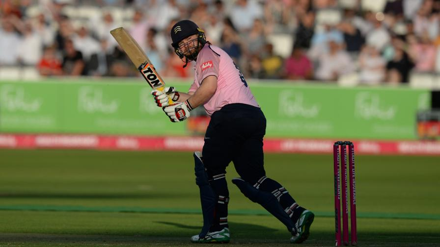 Vitality Blast: Stirling fires Middlesex to victory