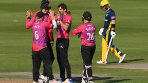 Wiese, Archer and Khan shine for Sussex