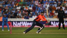 Highlights - Hales the hero as England defeat India in second Vitality IT20