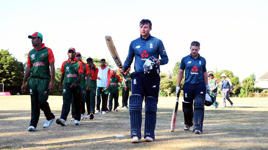 Alex Hammond secures England PD win over Bangladesh