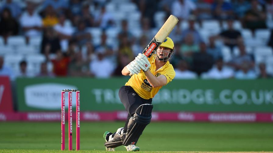 Vitality Blast: Pollock produces masterpiece with wild strokes