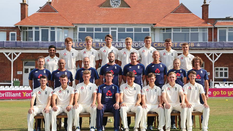 England Under-19s defeat South Africa in Scarborough