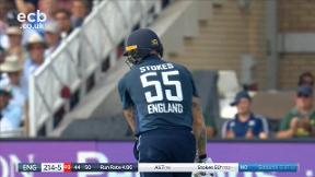 Stokes brings up his 50