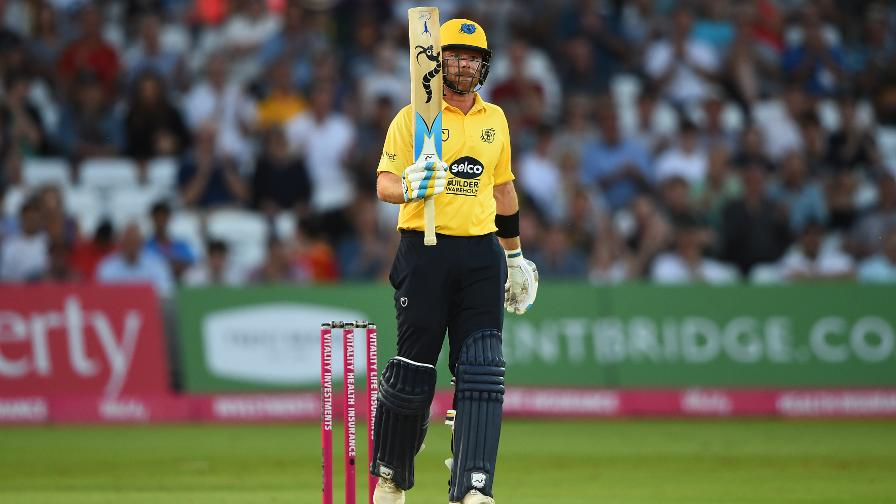 The Vitality Blast gets under way with an Ian Bell match-winning half-century