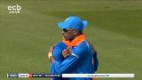 Ali out caught Kohli bowled Umesh