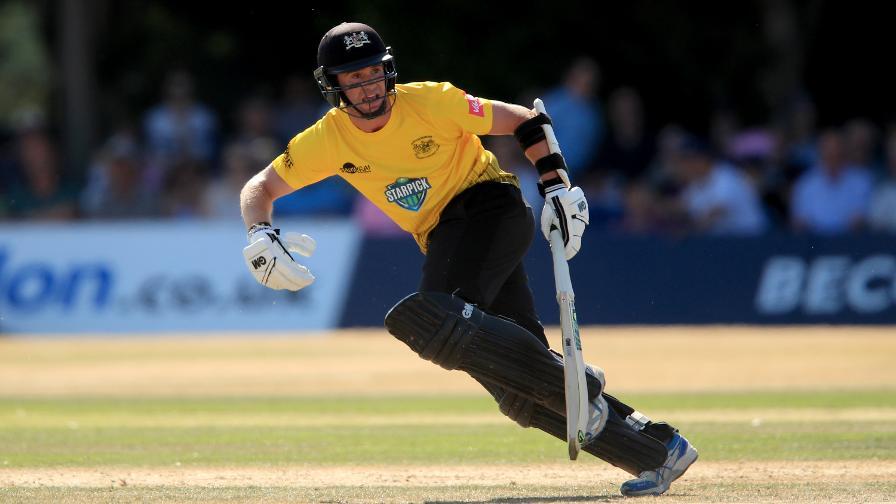 Vitality Blast: Gloucestershire win a last ball nail-biter